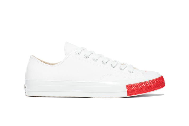 undercover converse fall winter order disorder collaboration ct 70 chuck taylor all star red black white buttercup print september 25 2018 release date official imagery buy sell drop info closer look