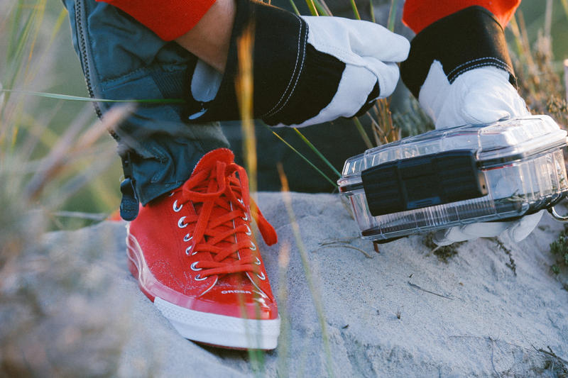 Bodega UNDERCOVER Fall Winter 2018 Collection editorial collaborations converse chuck taylor 2001: A Space Odyssey