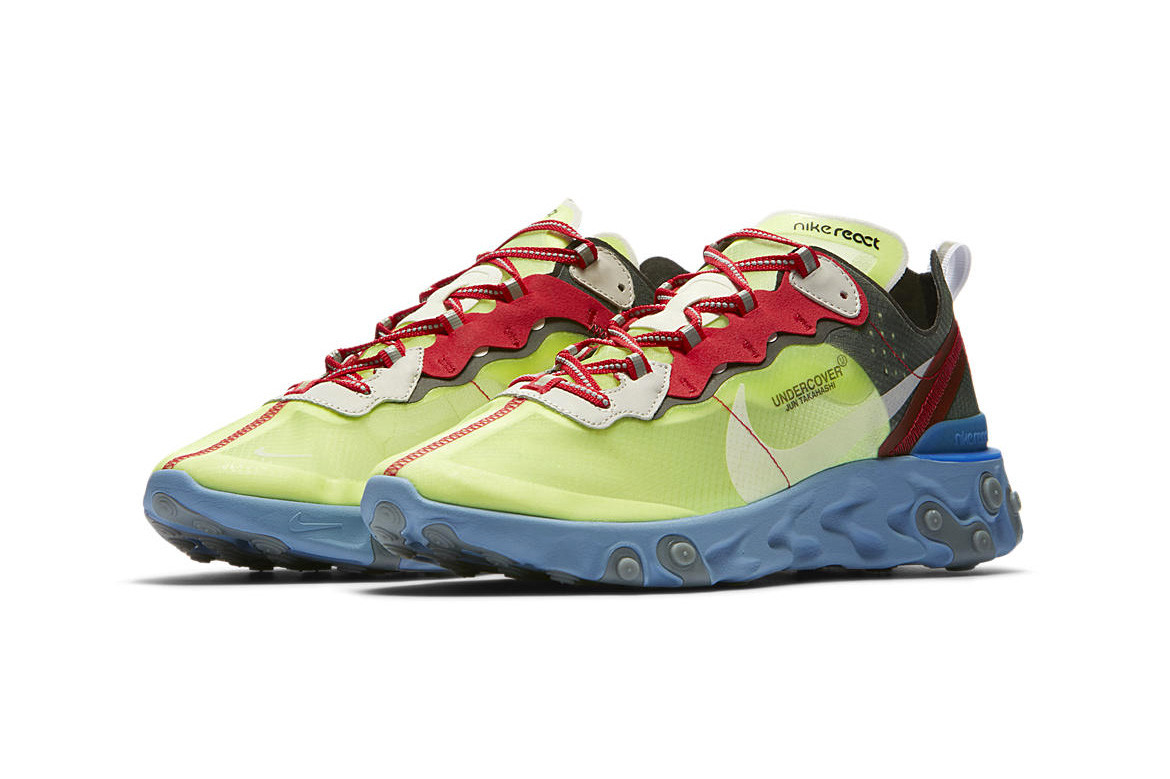 UNDERCOVER Nike React Element 87