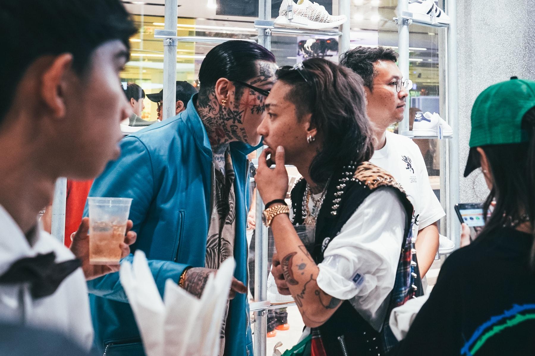 UPPERGROUND CentralWorld Flagship Opening Recap Thailand Bangkok Streetwear Street Fashion Carnival FR2 YIB Youths in Balaclava Chaotic Surf is Dead Takara Wong Poliquant Magic Stick Blackbarrett WVS Indigoskin SSAP