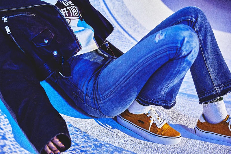 Vans Fall/Winter 2018 Lookbook Fashion Clothing Shoes Sneakers Kicks Trainers Footwear Old Skool Sk8 Hi