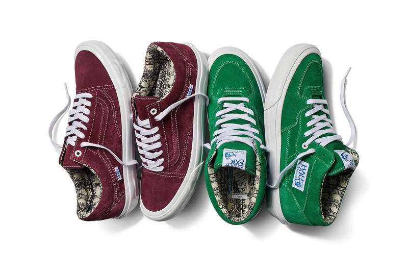 51a4347569dd66 Vans x Ray Barbee Pro Model Release Info Half Cab Pro Old Skool Pro The  Mattson