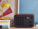 The Eames Radio from 1946 Gets a VITRA Revival