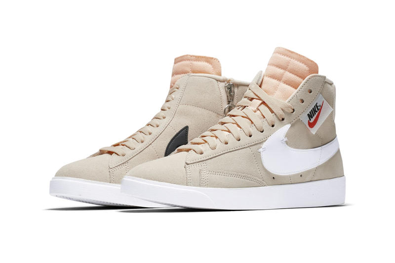 Nike blazer mid womens rebel deconstructed september 22 2018 release date
