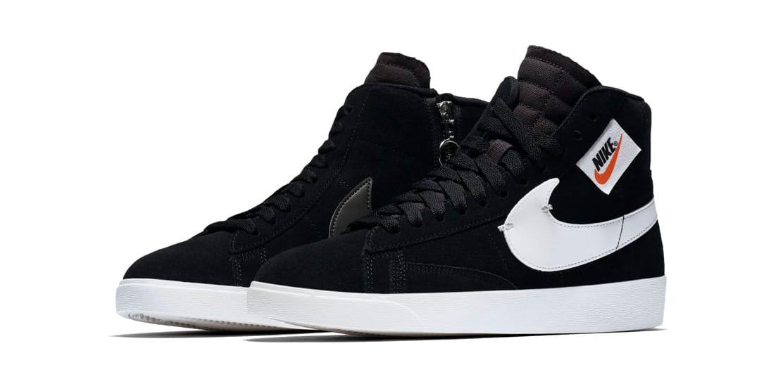 Nike WMNS Blazer Mid Rebel Release