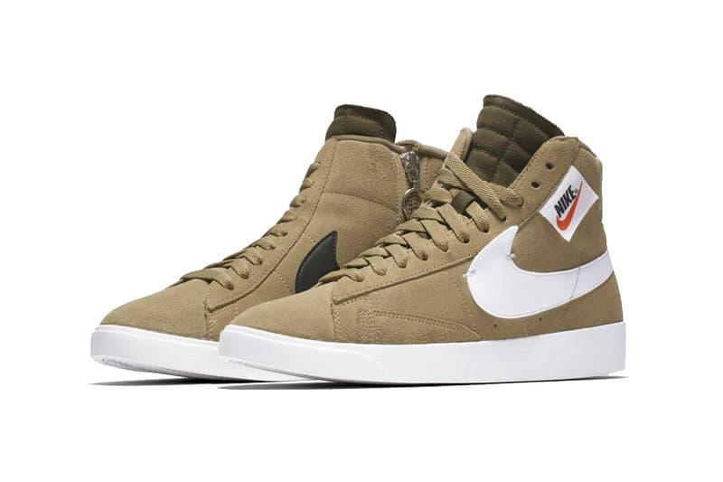 Nike blazer mid womens rebel deconstructed september 22 2018 release date