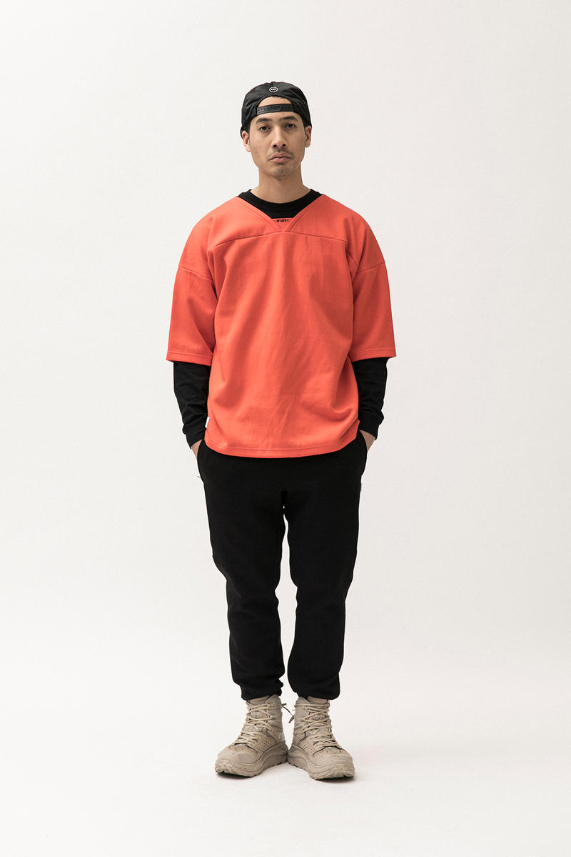 WTAPS 2018 Fall Winter  Collection Lookbook September release date info