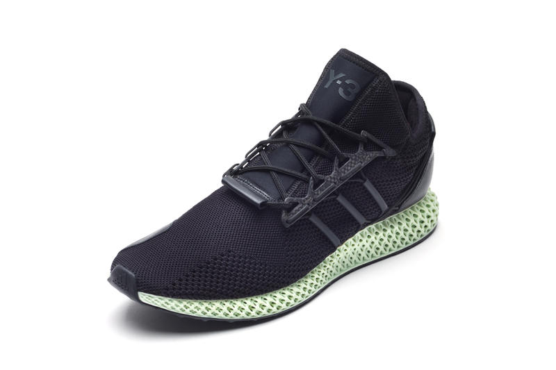 9d8a986ce Y-3 RUNNER 4D adidas Futurecraft Yohji Yamamoto Sneaker Footwear Release  Information Trainer Design Collaboration