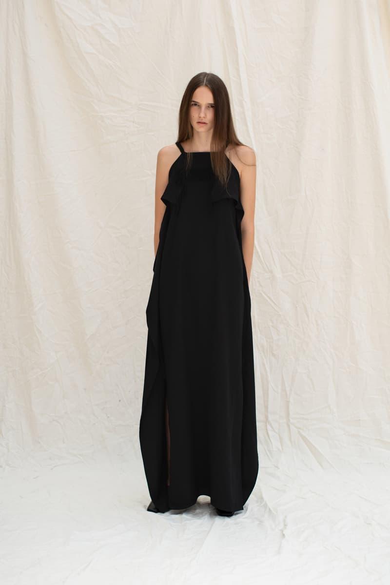Y's Yohji Yamamoto Spring/Summer 2019 Collection ready to wear womens paris fashion week lookbook