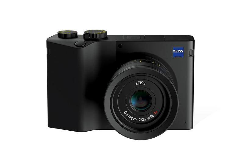 Zeiss ZX1 Full Frame Compact Camera Details Cop Purchase Buy Available Built-in Adobe Photoshop Lightroom CC Capability Tech Technology Cameras Prices Pricing