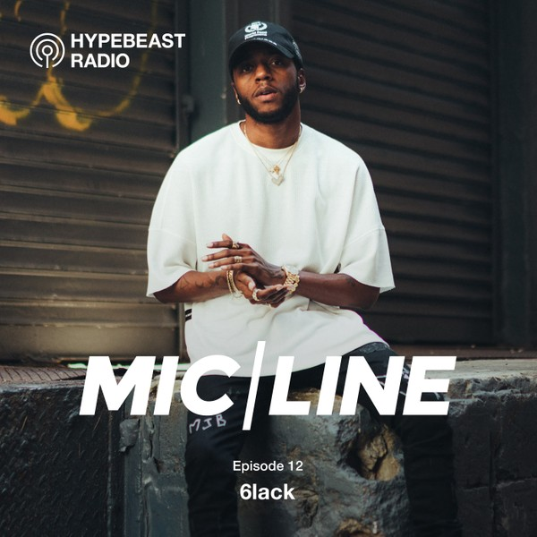 6LACK Welcomes Vulnerability When Making Music