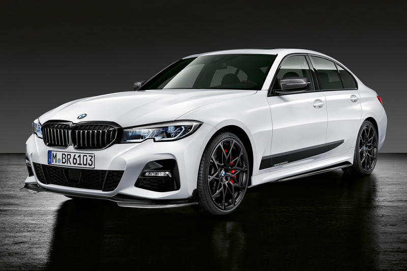 2019 BMW 3 Series Early Look  automotive cars german engineering 3 series M3 2019 cars sports car racing v6 v8 turbo quarter mile M Performance Sport Torque Horsepower HP