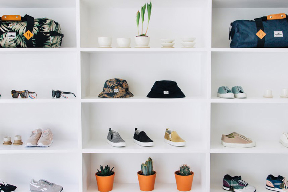 Independent Sneaker Stores In