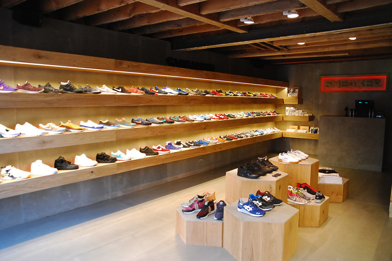 Best Independent Sneaker Stores In