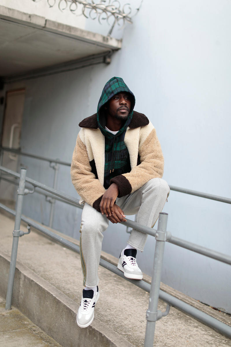 AM318 Sneakers Look Book Fall Winter 2018 Aaron Unknown Emmanuel Lawal DJ Producers Rappers