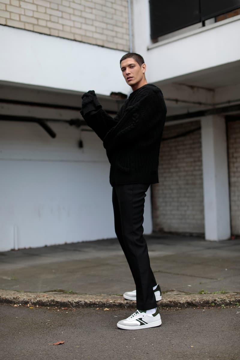 AM318 Sneakers Look Book Fall Winter 2018 Aaron Unknown Emmanuel Lawal DJ Producers Rappers