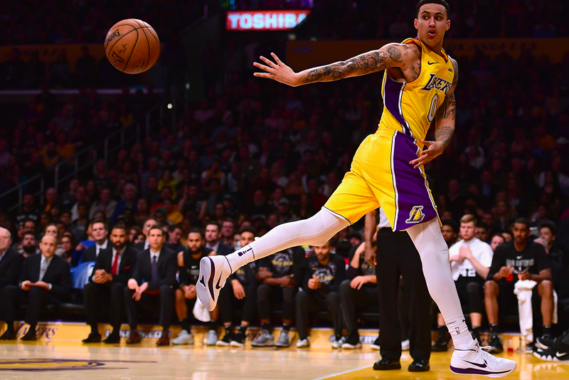 Why the Kyle Kuzma GOAT Deal Isn't as Groundbreaking as You Think
