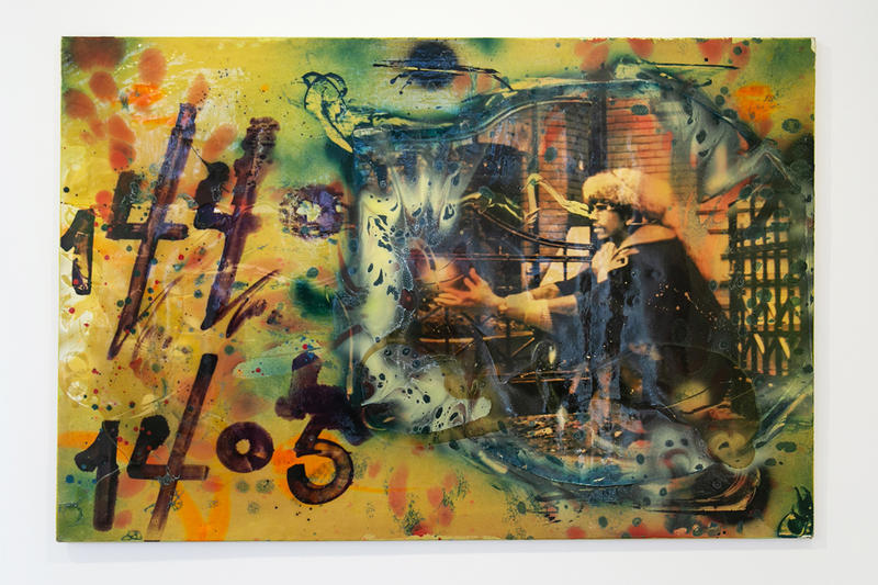 Rammellzee A Roll of Dice Lazinc gallery London Exhibition trash junk readymade Sculptures Watches Inside Closer Look
