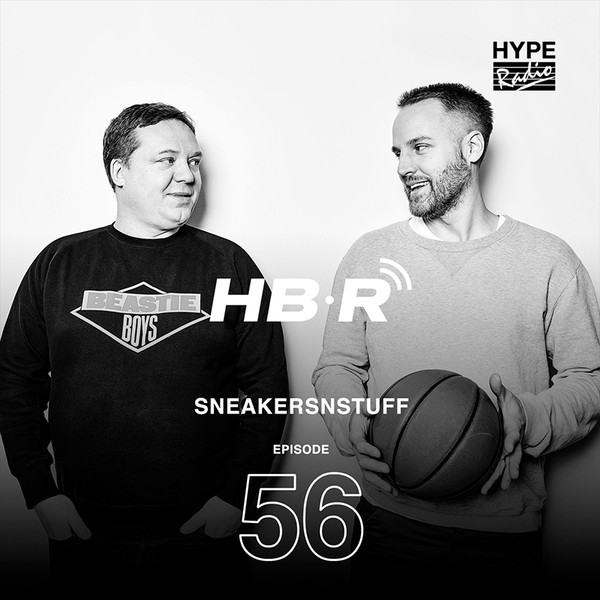 #56: Sneakersnstuff Brought NYC to Sweden, Now They're Bringing Stockholm to the World
