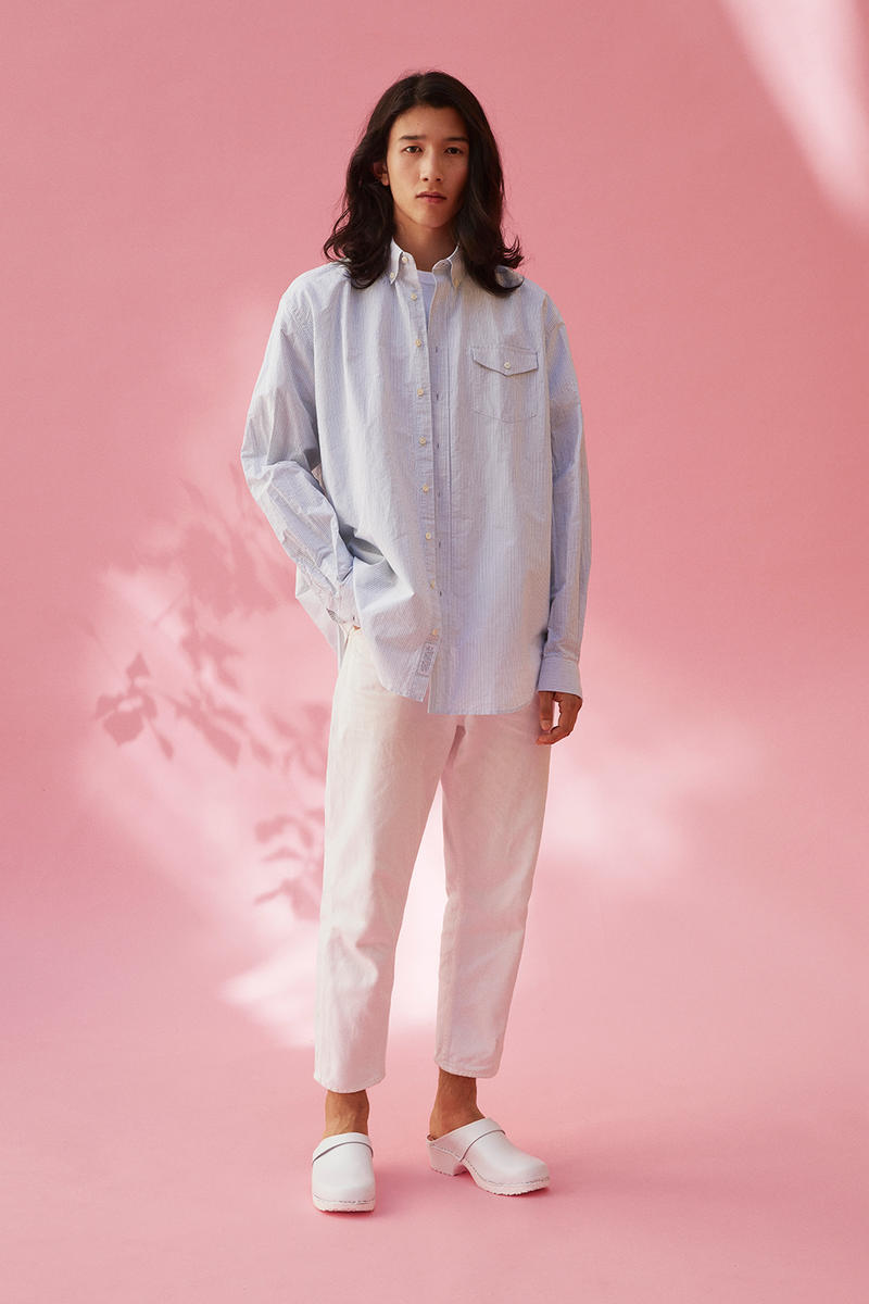 Schnayderman's Spring/Summer 2019 SS19 Lookbook Collection Shirts jackets t-shirts shorts swedish first look nature the outdoors release information