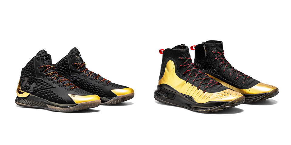 95580d643bf529 Shoe Palace x Under Armour Curry Bright Lights Pack
