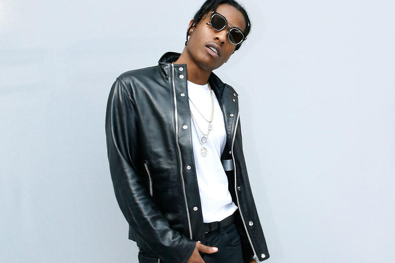 A$AP Rocky Injured Generation Tour Dates Testing live dates