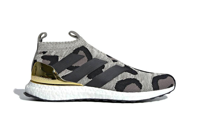 25364cebe adidas ACE 16+ UltraBOOST Release Information animal print black clear  brown info price purchase buy