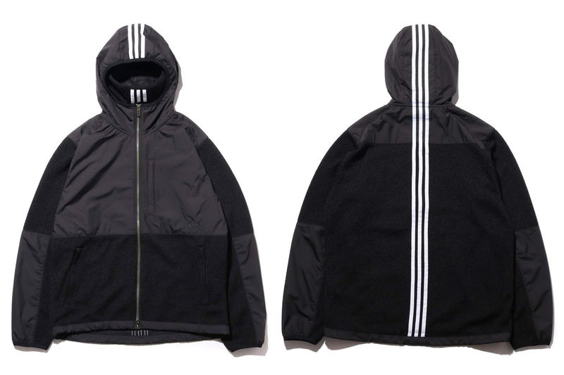 d6eac38aad1b adidas Athletics   atmos Deliver New Jackets   Pants for FW18 Collection.  Fashionable ...