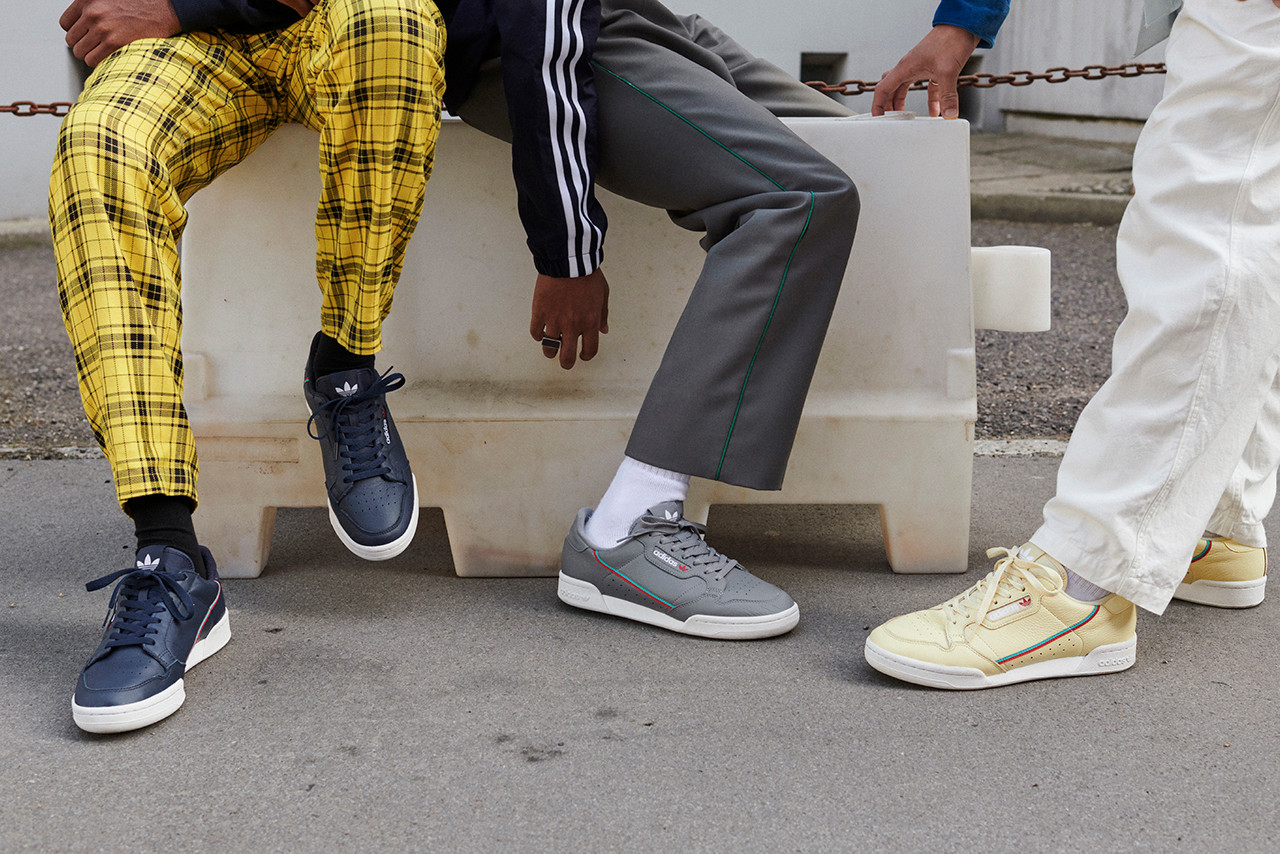 adidas Continental 80 Four New