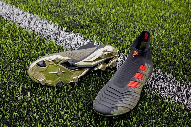 adidas Football x Paul Pogba Season 4 Collection Cop Purchase Buy Boots Trainers Predator 18+ Stadium Street Versions Models