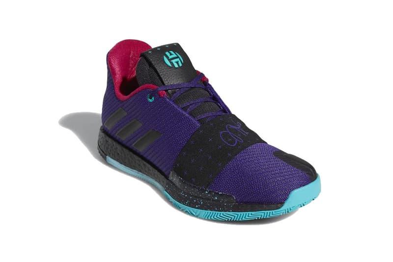 adidas harden vol 3 drew league college purple black hi res aqua 796c6a869