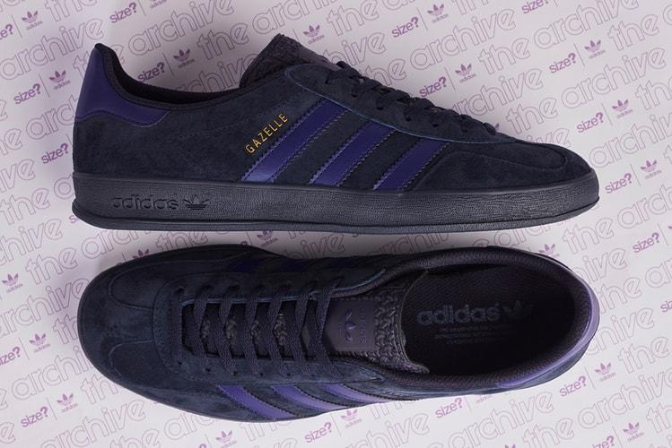 f5e558baf736 Reworks the adidas Originals Gazelle Indoor for Exclusive Drop