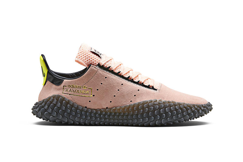 "Dragon Ball Z x adidas Kamanda ""Majin Buu"" Sneakers Kicks Trainers Shoes Footwear Cop Purchase Buy On-Foot Closer Look FR Pink Suede Prophere Vegeta Ultra Tech Deerupt Full Collection Release Details Drop Information"