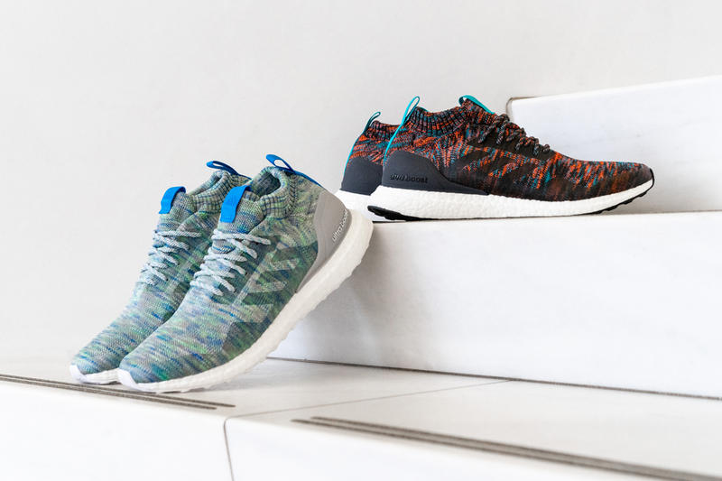 Finish Line x adidas 'In Pursuit Of' Drop valee kris dunn rap music nba basketball sports ultraboost mid sneakers chicago