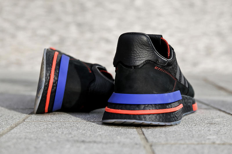 adidas Originals x TfL Collaboration Closer Look Details Transport For London Collab Collection Temper Run Continental 80 ZX500 RM Oyster Wallet Shoes Trainers Kicks Sneakers Cop Purchase Buy