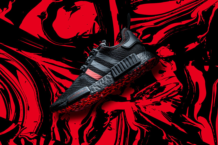 dd59d14a6b6cc adidas and Shoe Palace Unveil 25th Anniversary NMD R1
