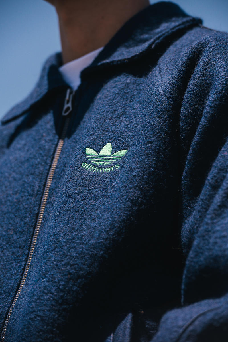 adidas Skateboarding Alltimers Capsule gazelle super hoodie chino trousers T-shirt release info
