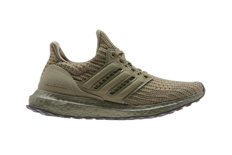 b00a368b2 adidas UltraBOOST 4.0 2019 Colorways Preview black multicolor khaki olive  pink denim indigo blue sneaker release