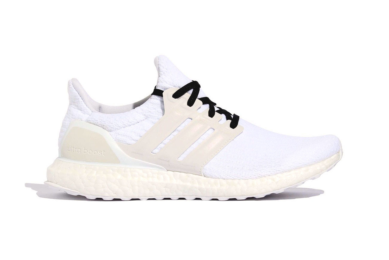 adidas UltraBOOST XENO White \u0026 Black