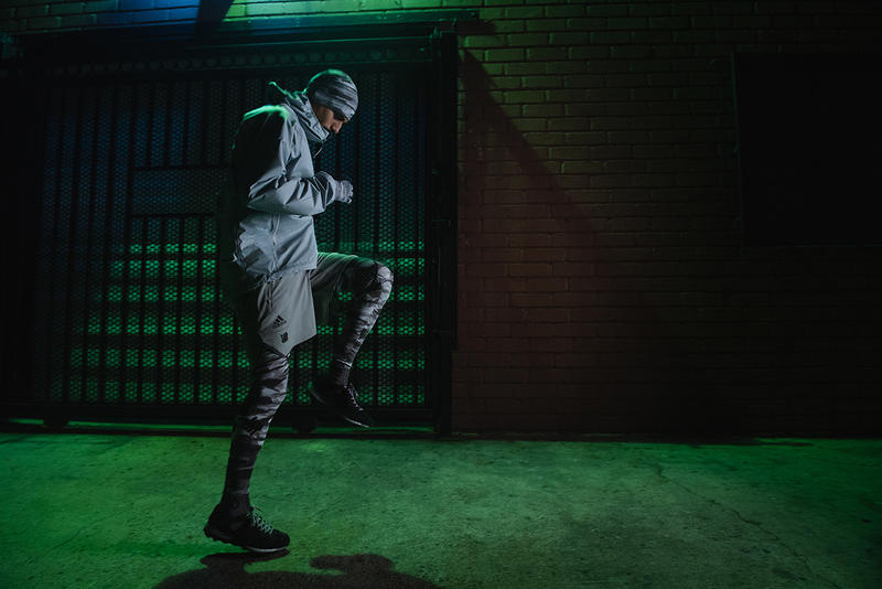 UNDEFEATED x adidas Fall/Winter 2018 Lookbook Collaboration Collab Details Fashion Clothing Cop Purchase Buy Release Date Lookbooks Campaigns Sneakers Footwear Trainers Shoes UltraBOOST