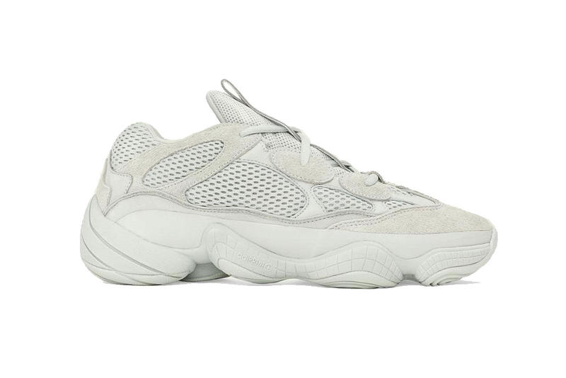 adidas yeezy 500 salt release date 2018 november footwear kanye west 30