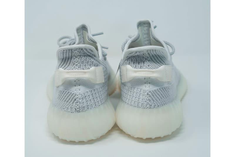 """adidas YEEZY Boost 350 V2 """"Static"""" Release Date kanye west kim kardashian"""