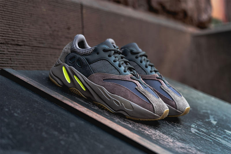 2c5a7f564d0 adidas yeezy boost 700 mauve closer look 2018 october footwear kanye west  yeezy supply