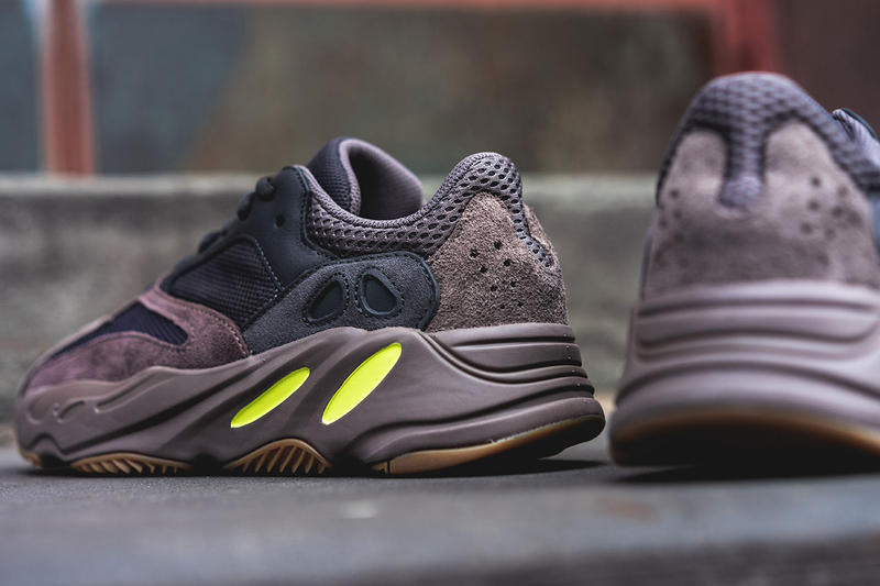 b140f4d1e adidas yeezy boost 700 mauve closer look 2018 october footwear kanye west  yeezy supply