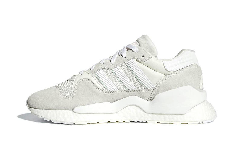 adidas ZX 930 EQT BOOST White & Grey Colorway release date sneaker info purchase online price drop