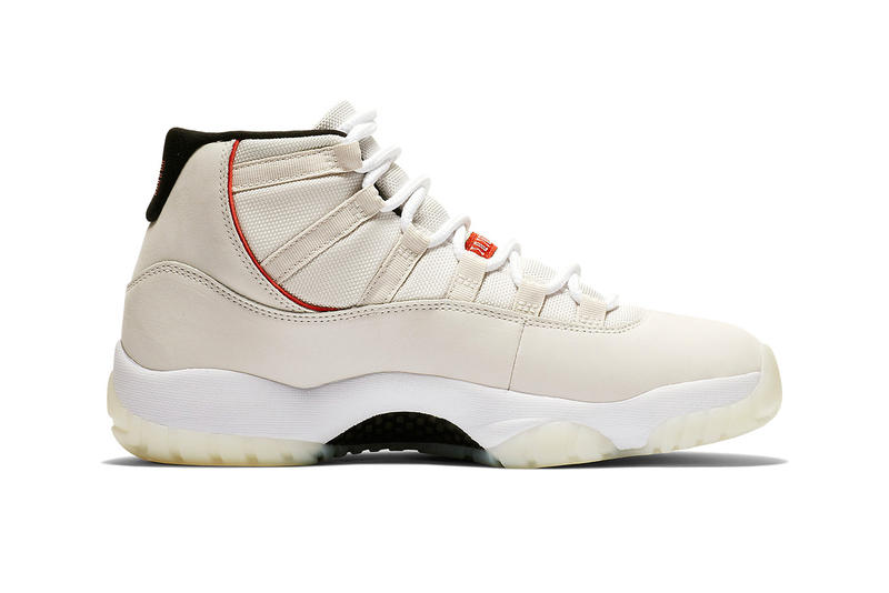 "Air Jordan 11 Retro ""Platinum Tint"" Release Date info price sneaker colorway jordan brand sail white purchase buy online nike"