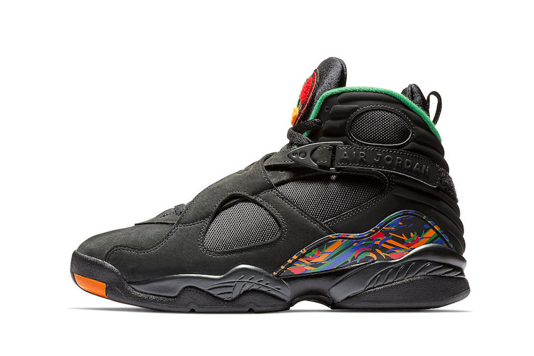 "a53ae09aa94f7 Official Images of the Air Jordan 8 Tinker ""Air Raid"" Finally Surface.  Footwear"