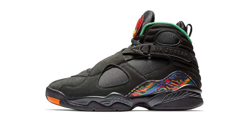 """new styles af9be f154f Air Jordan 8 Tinker """"Air Raid"""" Official Images   HYPEBEAST"""