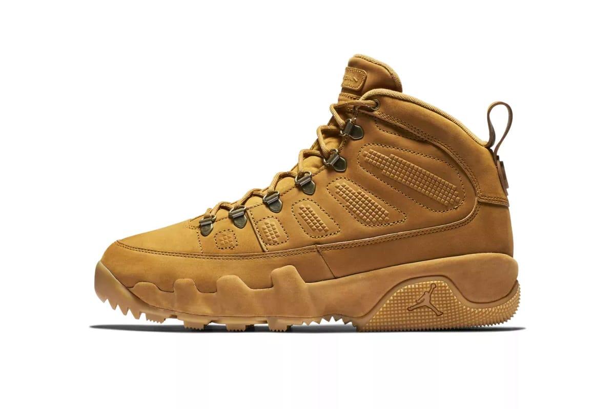 Air Jordan 9 Boot NRG \