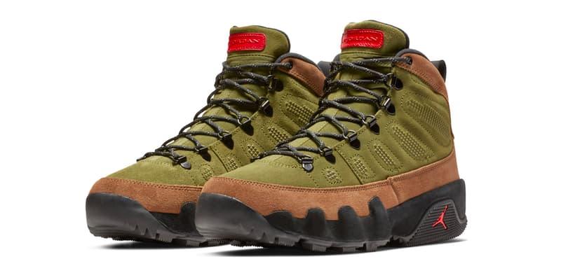 premium selection d69c9 f2ca4 Air Jordan 9 Retro Boot NRG